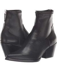 Dolce Vita - Shanta (black Leather) Women's Shoes - Lyst