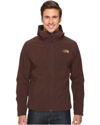 The North Face - Apex Bionic 2 Hoodie (coffee Bean Brown/coffee Bean Brown (prior Season)) Men's Sweatshirt - Lyst