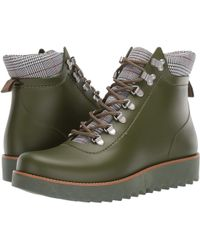 b0bd2117f10c72 Bernardo - Winnie Hiker Rain Boot (bordeaux Rubber plaid) Women s Rain Boots  -