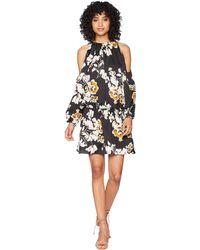 Bishop + Young - Dropwaist Mini Dress (black) Women's Dress - Lyst