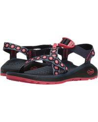 Chaco - Z/cloud (league Gold) Women's Sandals - Lyst