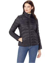 Roper - Crushable Parachute Jacket (black) Women's Coat - Lyst