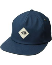 b4e02014c99 The North Face - Juniper Crushable Cap (blue Wing Teal) Caps - Lyst