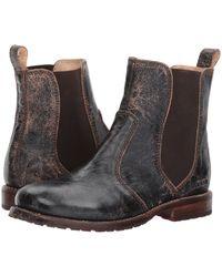 Bed Stu - Nandi (black Lux) Women's Shoes - Lyst