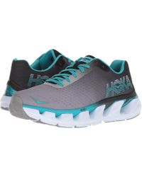 Hoka One One - Elevon (black/bluebird) Women's Running Shoes - Lyst