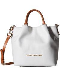 Dooney & Bourke - City Small Barlow - Lyst