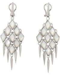 Stephen Webster | Verne Large Earrings With Hanging Daggers | Lyst