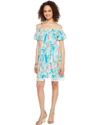 Lilly Pulitzer | Marble Dress | Lyst
