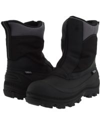 Tundra Boots - Vermont (black) Men's Cold Weather Boots - Lyst
