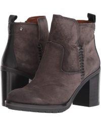 Pikolinos - Pompeya W9t-8594so (lead Black) Women's Shoes - Lyst
