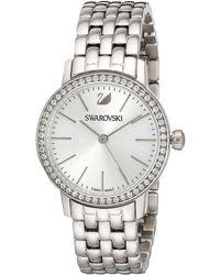 Swarovski - Graceful Mini Watch (white) Watches - Lyst