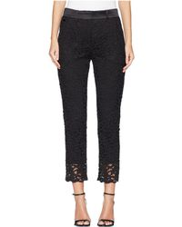 The Kooples - Openwork Lace Trousers - Lyst