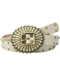 Leatherock - Sierra Belt (bark) Women's Belts - Lyst