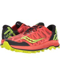 b6e71b3e57 Saucony - Koa St (grey black vizi Red) Men s Running Shoes -