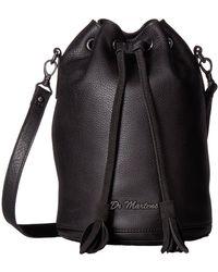 Dr. Martens - Medium Bucket Bag (black/inuck) Handbags - Lyst