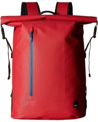 Knomo - Thames Cromwell Top Zip Backpack (formula One Red) Backpack Bags - Lyst