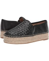 23d8dc1418a Sam Edelman - Catherine (black Softy Sheep Nappa Leather) Women s Shoes -  Lyst