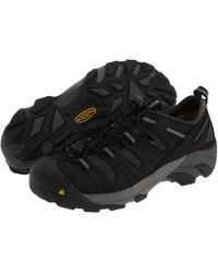 Keen Utility - Atlanta Cool (black/dark Shadow) Men's Industrial Shoes - Lyst
