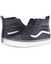 28f089d87ae Vans - Sk8-hi Mte ((mte) Black gum) Skate Shoes