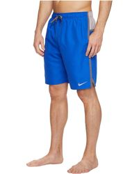 "Nike - Diverge 9"" Volley Shorts - Lyst"
