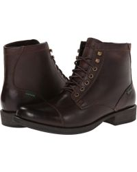 b8b451235a1e9 Eastland 1955 Edition - High Fidelity (black Leather) Men s Lace-up Boots -