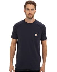 Carhartt | Force® Cotton Delmont Short-sleeve T-shirt | Lyst