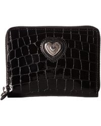 Brighton - Bellissimo Heart Medium Wallet - Lyst