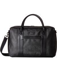 Fred Perry | Saffiano Overnight Bag | Lyst