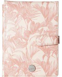 Lodis - Palm Kimmy Passport Wallet W/ Ticket Flap - Lyst