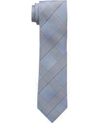 946808099c34 Lyst - Countess Mara Glenn Plaid Bow Tie in Gray for Men