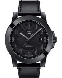 Tissot - Gentleman Swissmatic - T0984073605200 - Lyst