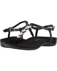 Vionic - Miami (black) Women's Sandals - Lyst