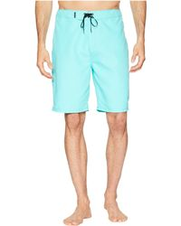 Hurley - One Only 2.0 21 Boardshorts (black) Men's Swimwear - Lyst