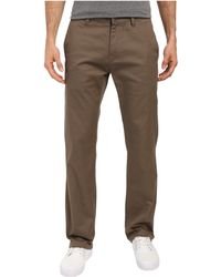 Volcom - Frickin Modern Stretch Chino (dusty Green) Men's Casual Pants - Lyst