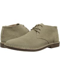 Kenneth Cole Reaction - Desert Chukka (taupe) Men's Lace Up Casual Shoes - Lyst