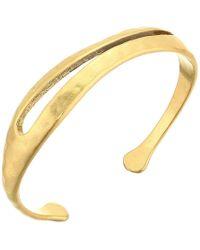 Lucky Brand - Organic Cuff Bracelet - Lyst
