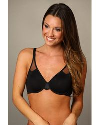 Wacoal - Body By (r) Seamless Underwire Bra 65115 (black) Women's Bra - Lyst