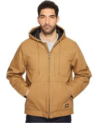 Timberland - Baluster Insulated Hooded Work Jacket - Lyst