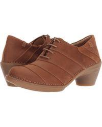 El Naturalista - Aqua N5330 (wood) Women's Shoes - Lyst