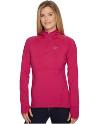 Arc'teryx - Zoa Hoodie (light Chandra) Women's Sweatshirt - Lyst