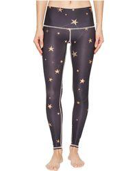 Teeki - Great Star Nation Black Hot Pants - Lyst