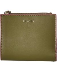 Lodis - Audrey Rfid Aldis Wallet (avocado/berry) Wallet Handbags - Lyst