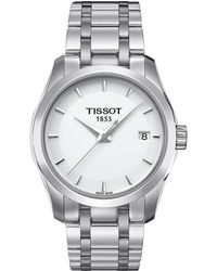 Tissot - Couturier Lady - T0352101101100 - Lyst