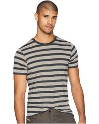Scotch & Soda - Crew Neck T-shirt W/ Ausbrenner Wash (combo A) Men's T Shirt - Lyst