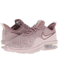 outlet store d7042 a3af3 Nike - Air Max Sequent 4 (black black white) Women s Running Shoes