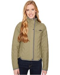 The North Face - Westborough Insulated Jacket (deep Lichen Green) Women's Coat - Lyst