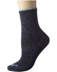 Carhartt - Ultimate Merino Wool Work Socks 1-pair Pack (heather Grey) Women's Crew Cut Socks Shoes - Lyst