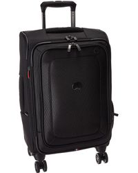 Delsey - Cruise Lite Softside Expandable Spinner Carry-on (black) Luggage - Lyst