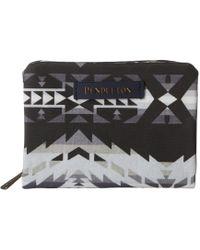 Pendleton - Canopy Canvas Accordion Wallet (hawkeye) Wallet Handbags - Lyst
