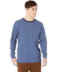 Publish - Tainer Long Sleeve Knit (slate) Men's Clothing - Lyst